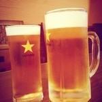 モティティ - 生ビール