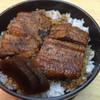 寿し 鮨虎 - 料理写真:鰻丼1650円