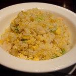 広味坊 - 海鮮炒飯 1050円