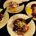 ZASSO - お肉たち