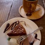 cèdre - ケーキセット
