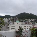ル・ヴァン - 函館山を望む