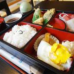 食事処志乃 - 料理写真:2014.05_松花堂弁当(1150円)