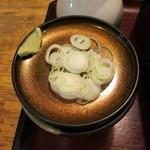 平松庵 - 薬味