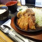 29565552 - 2014.05_十勝トンテキ定食(1000円)