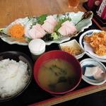 大間新栄丸 - とろ定食