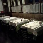 フリコトー - 右側に並んだテーブル