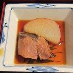 旬菜 和彩美 - ハマチ煮つけ
