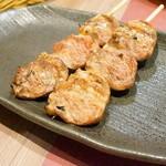 YAKITORI kitchen彩 - 【串盛り合わせ7本セット@値段失念】 ハツです。