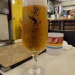 VIZZ - 生ビールをオリジナルのグラスで