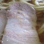 桔梗屋 - 中華そばアップ