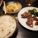 牛タン焼専門店 司 - 牛タン焼き定食