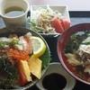 潮路 - 料理写真:海鮮丼 1300円です。