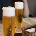 グランドホテル 六甲スカイヴィラ - 生ビール