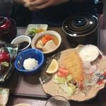 丸萬亭 - 和定食