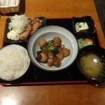 29575089 - がめ煮定食800円