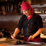 こなもの屋剛田 - つくりたての美味しさや、食材が最も良い状態で食べてもらえるように、気を配ります。