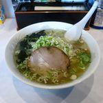 柳華亭 - 塩らーめん(700円)