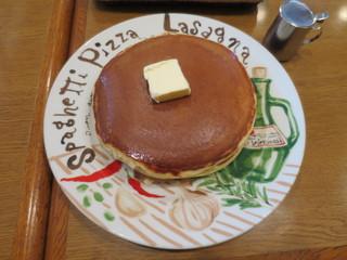 モンサント - プレーンホットケーキ