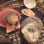 三崎漁師物語り - 【海御膳(3150円)】焼物。そろそろ食べごろです♪