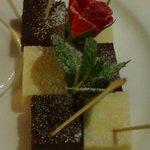 オーセントホテル小樽 キャプテンズ・バー - オリジナルの生チョコレート
