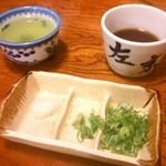 左京 - つゆと薬味
