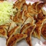 29581384 - 焼餃子
