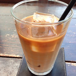 トリトンカフェ - カフェラテ¥630