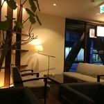 上島珈琲店 - ゆったりソファ席+゚。*(*´∀`*)*。゚+