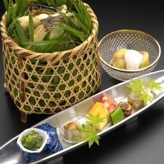 懐石料理 花壇 - 水仙