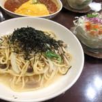 29584910 - 【再訪】2014/8・ボンゴレ・ビアンコセット¥1050(単品¥800)