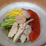 29585269 - 翡翠麺の冷やし中華