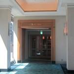 29586057 - ガーデンタワーロビー入口
