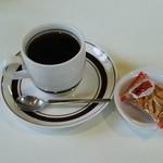 喫茶 わたすげ - ドリンク写真:ブレンドコーヒー(400円)