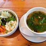 ホチホチ - 前菜&スープ