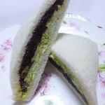 サンドイッチハウスメルヘン - 小倉抹茶