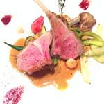 29589400 - 子羊 付け合わせ野菜も豊富で美味しかった!