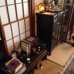 カフェ・グラン・ジュテ - 素敵な家具