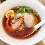 29592612 - えび醤麺 2014年8月