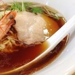 29592613 - えび醤麺 2014年8月