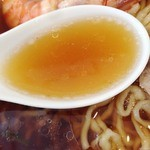 29592614 - えび醤麺 2014年8月