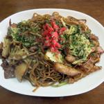 安田製麺所 - 中細の蒸し麺が美味しい