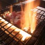 とさか - 種鶏地鶏の炭火炙り