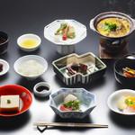 嵐山 辨慶 - ミニ懐石