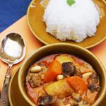 ライス テラス - 世界で最も美味しい食べ物「マッサマンカレー」夏限定!
