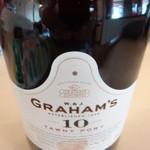 フルーツパーラー附木屋 - グラハムのポートワイン10年物