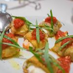 イル ルポーネ - リコッタチーズのナス巻き