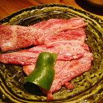 炭火焼肉 えん - バラ