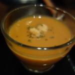 29601595 - スープ 本日は、海老かにベース