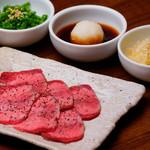 和牛焼肉ブラックホール - 味付けはあなた好みで!!